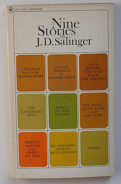 J.D. Salinger - Nine Stories - A personal fav being 'A Perfect Day for Bananafish'.