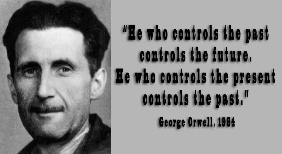 Question about Winstion Smith in the book 1984 written by George Orwell?