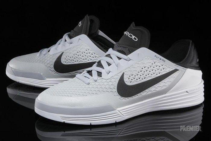 check out 239f3 aedca Nike SB P-Rod 8 Wolf Grey White-Black