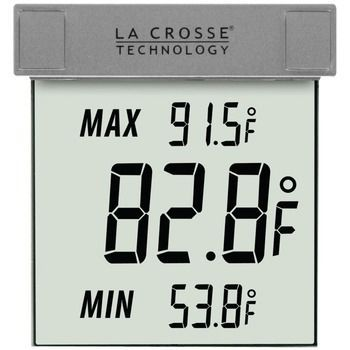 La Crosse Technology Outdoor Window Thermometer
