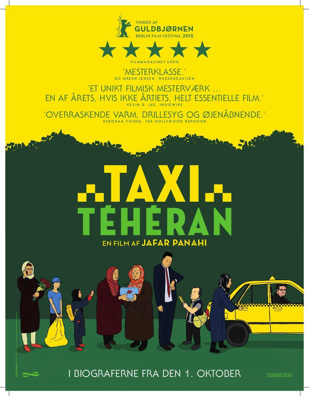 1/10/15 #TaxiTeheran #nicolaibio #kolding #torsdagsevent