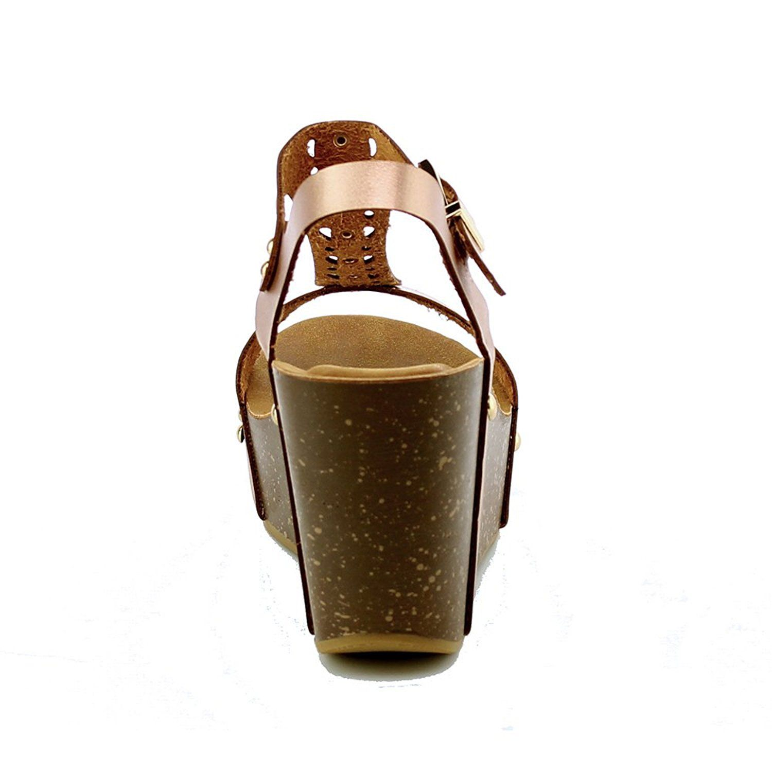 dff1ceb22 WestCoast Women s Open Toe Ankle Strap Wedge Platform Sandal Shoes      Click image to review more details. (This is an affiliate link)  shoelover