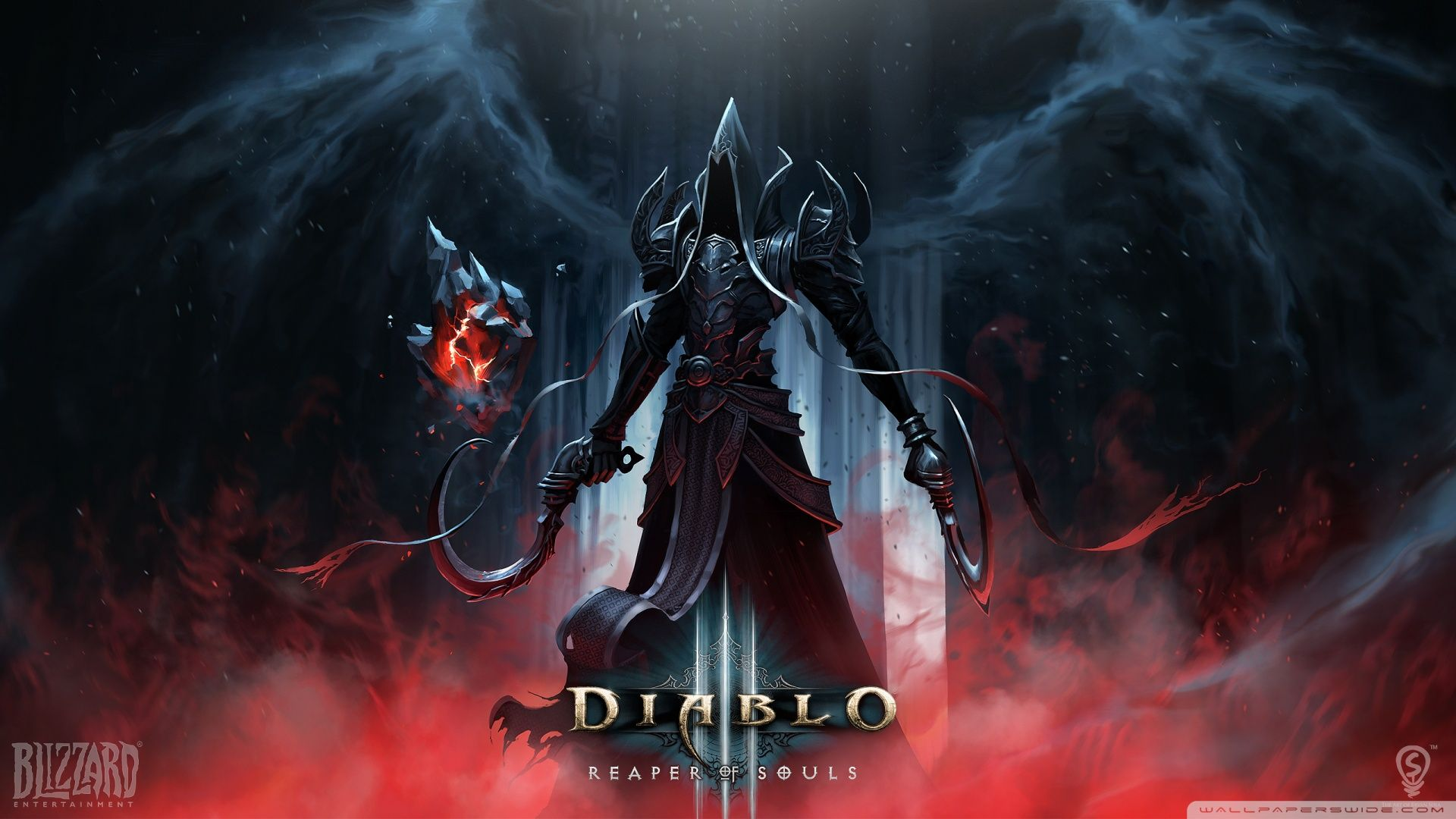 Diablo Wallpaper 1920 1080 Hd Wallpaper Diablo Game Diablo Reaper Of Souls Diablo