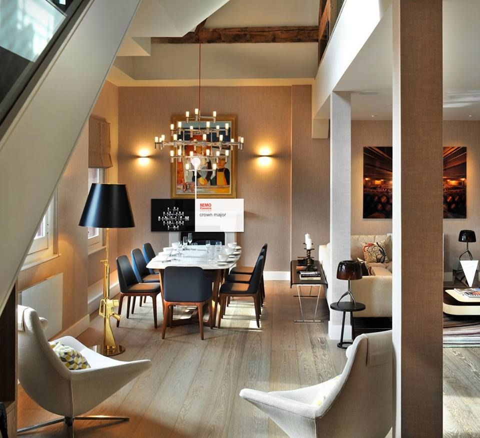 The Debonair Penthouse By A London Interior Designer: Pin By SJH Interior Design On Kitchen & Dining