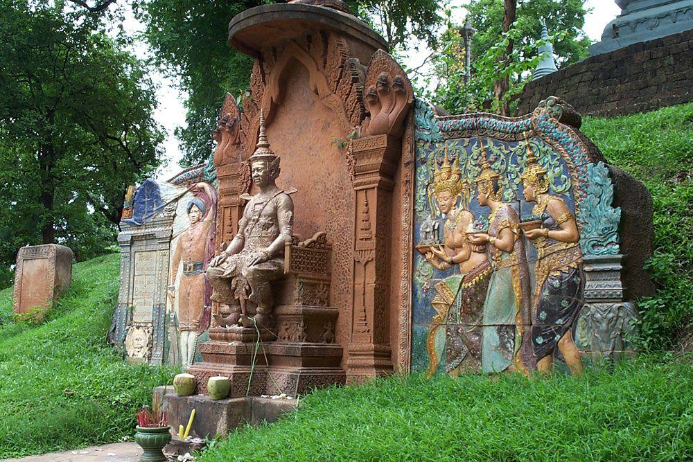 Wat Phnom Penh, Cambodia