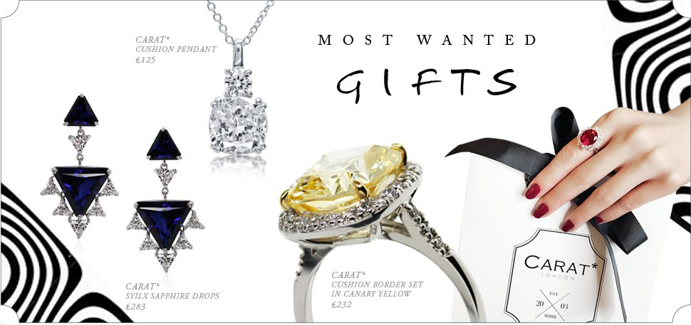 Pin by CARAT* London on CARAT* gift ideas (With images ...