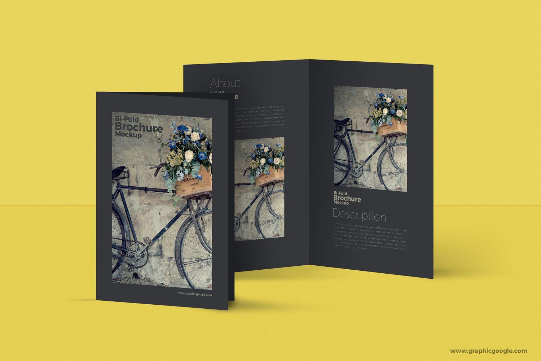 Free Bi Fold A4 Brochure Mockup Psd 4 91 Mb Graphic Google Free Photoshop Mockup Psd Bi Fold Bi Fold Brochure Brochure Mockup Psd Brochures Mockups