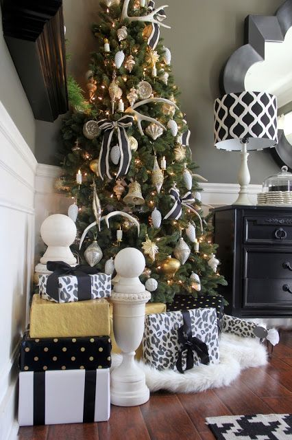 The Yellow Cape Cod My Home Office Dining Room: The Yellow Cape Cod: My 2016 Tastemakers Christmas Tree
