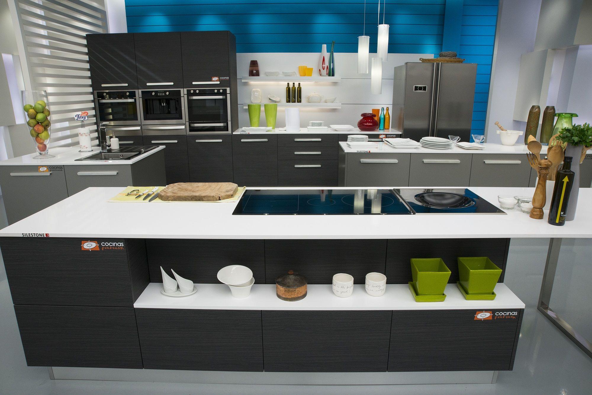 Segunda cocina montada por Cocinas.com para el programa de Karlos ...