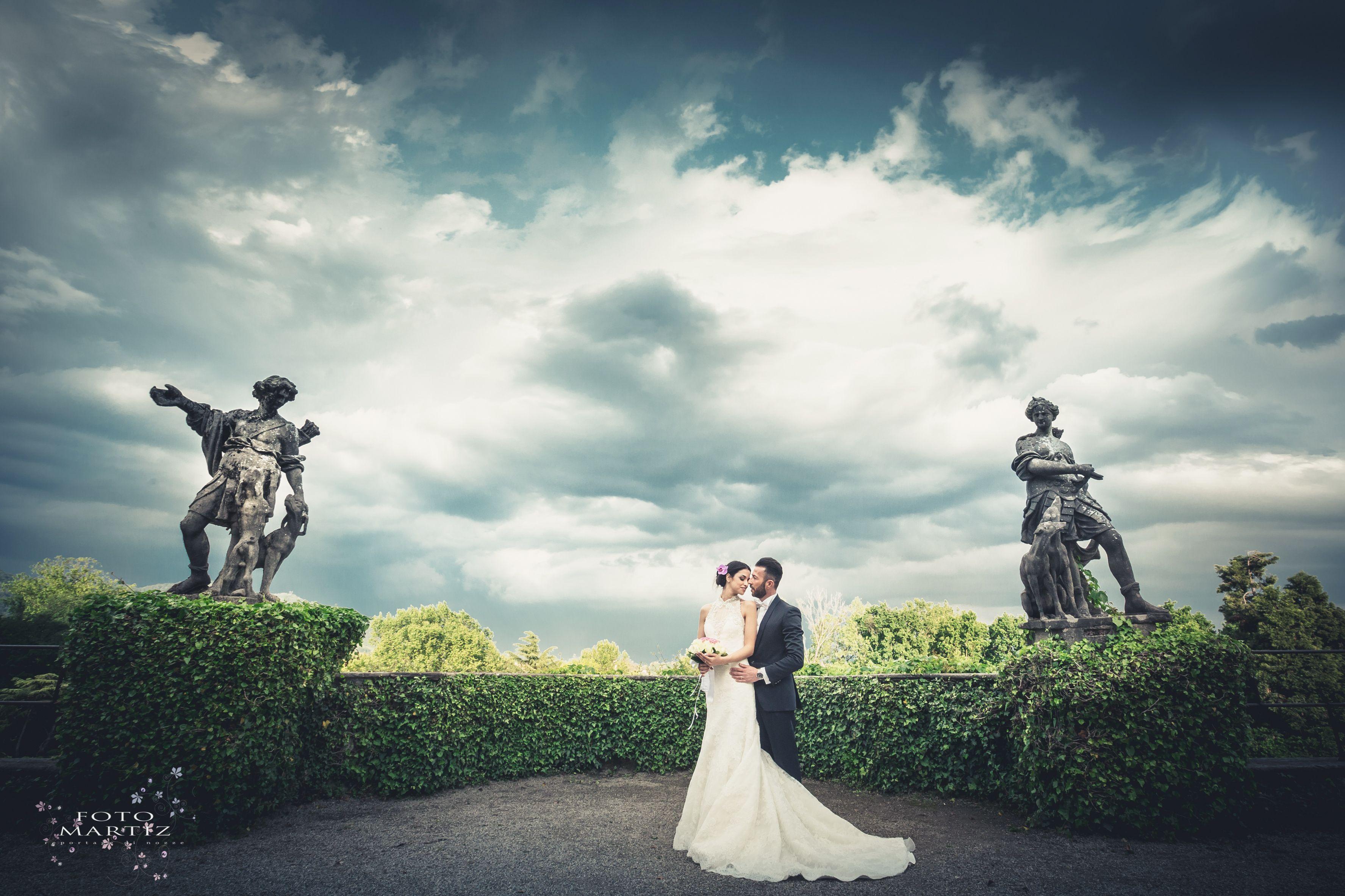 Foto Martiz reportage di nozze Villa Orsini Colonna