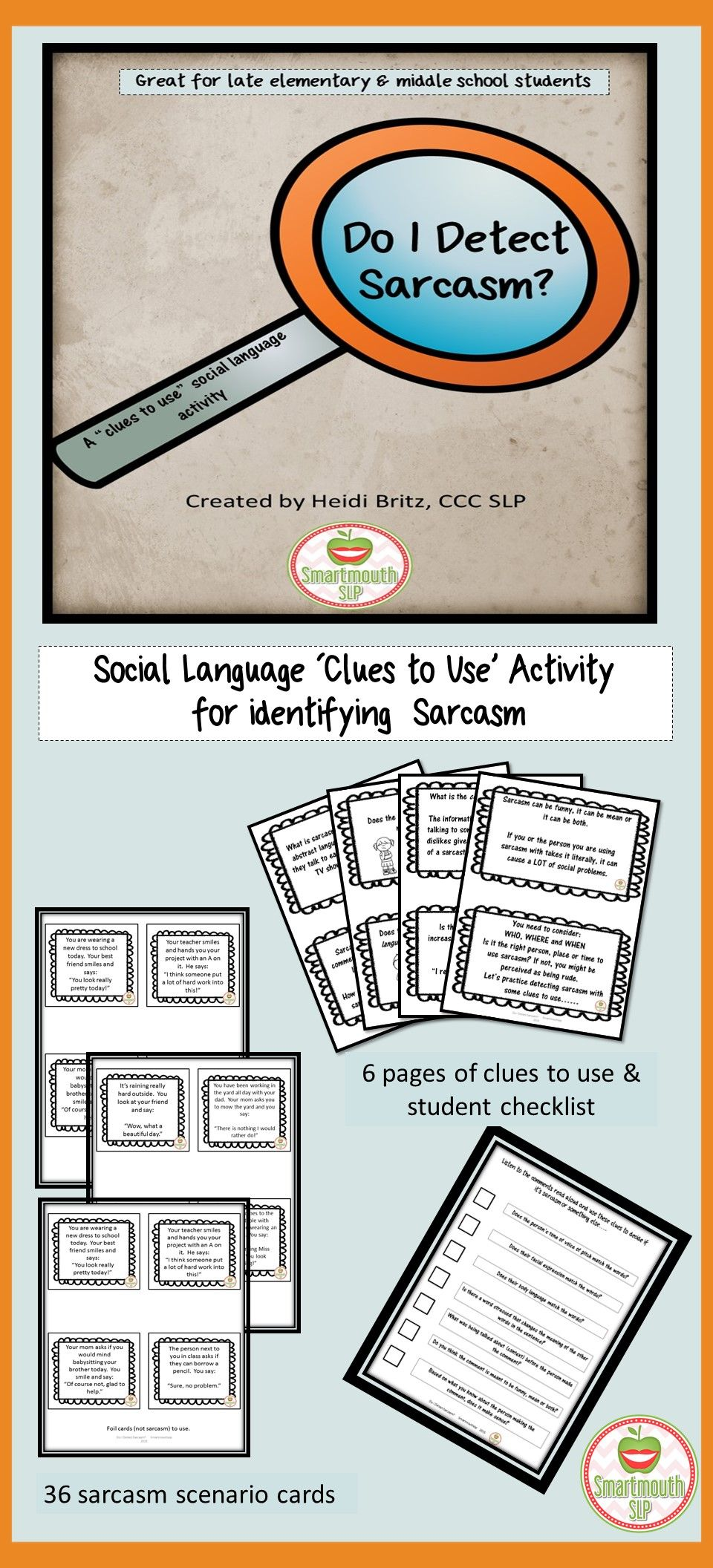 Social Skills Sarcasm Social Skills Teaching Social