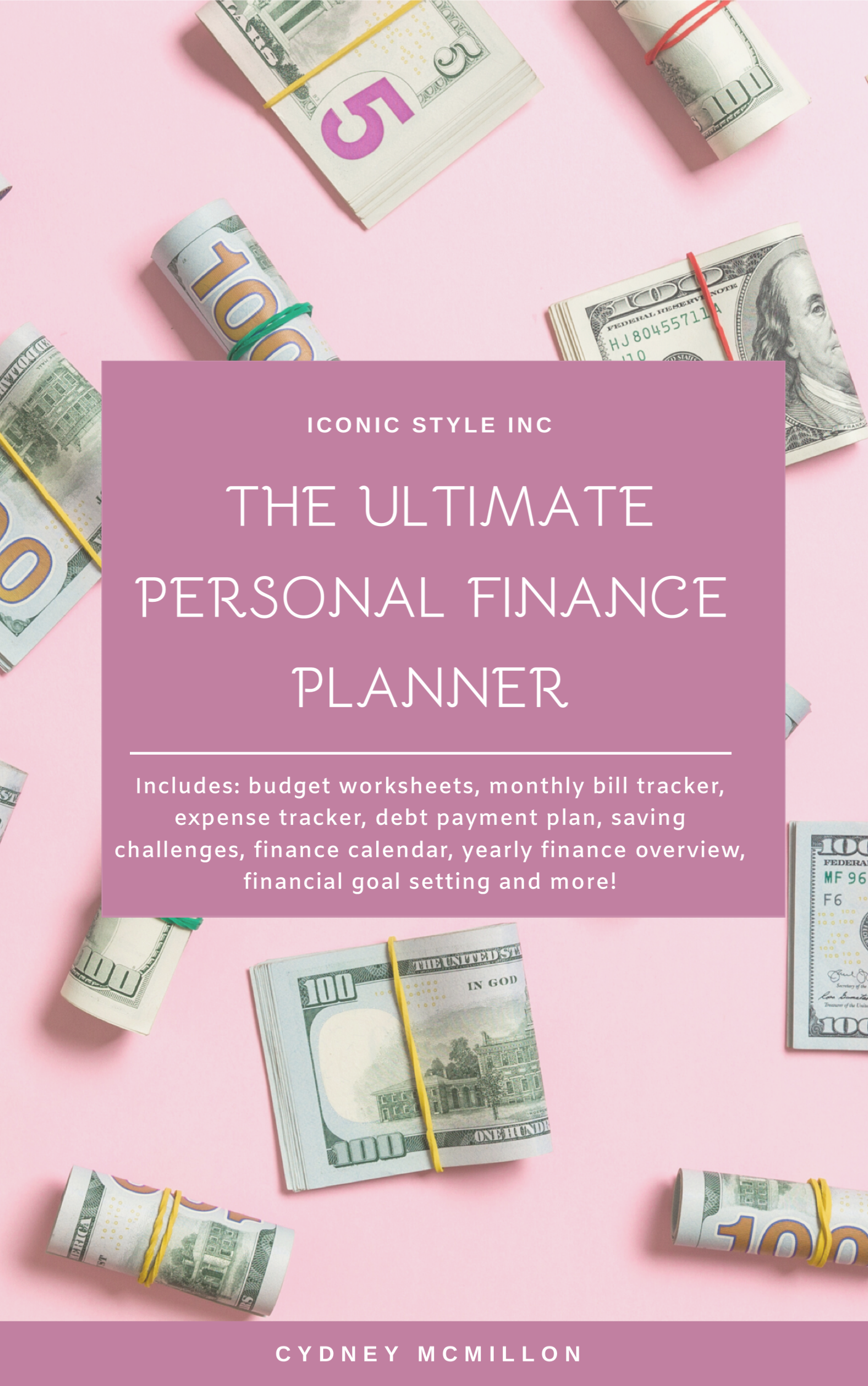 The Ultimate Personal Finance Planner In