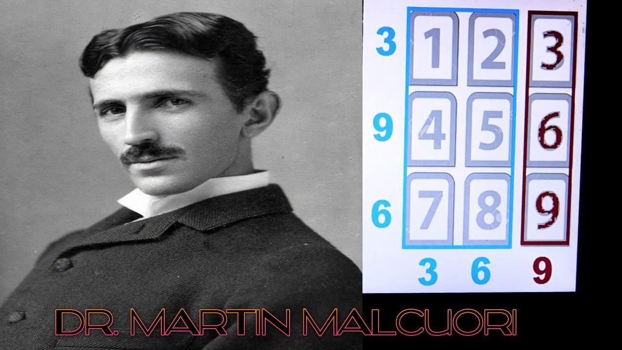 TESLA 369 y numero áureo   Tesla, Nikola tesla