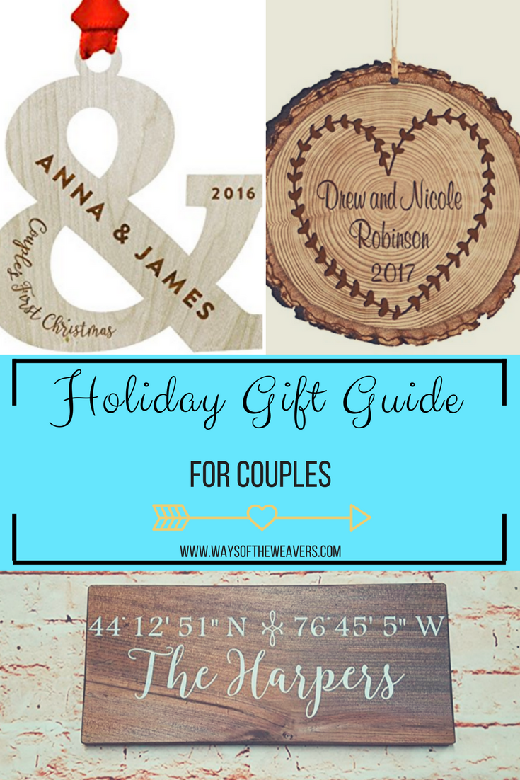 Christmas gift ideas for a special couple