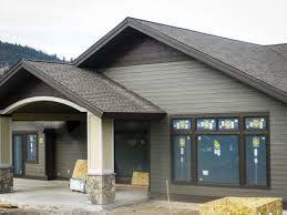 Image Result For Grey Siding Brown Trim Grey House White Trim Window Trim Exterior House Paint Exterior