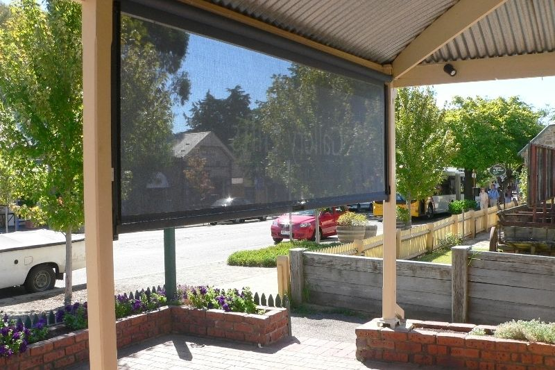 Outdoor Cafe Blinds Free Design Consultation And Quote