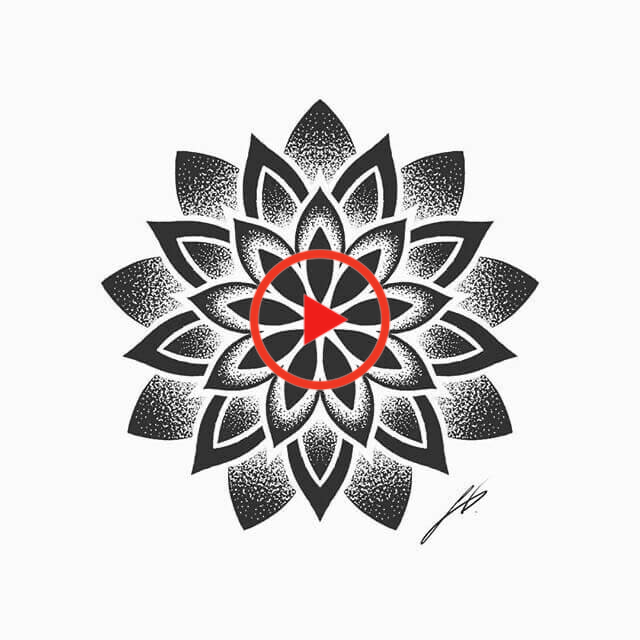 Delicate and Beautiful 30 Simple Mandala Tattoo Design Ideas for Women - Delicate and ... -  Delicate and Beautiful 30 Simple Mandala Tattoo Design Ideas for Women – Delicate and Beautiful 3 - #beautiful #delicate #design #disneytatto #dragontatto #ideas #mandala #mandalatatto #naturetatto #rosetatto #simple #simpletatto #sunflowertatto #tattofrauen #tattoo #women #tattoo