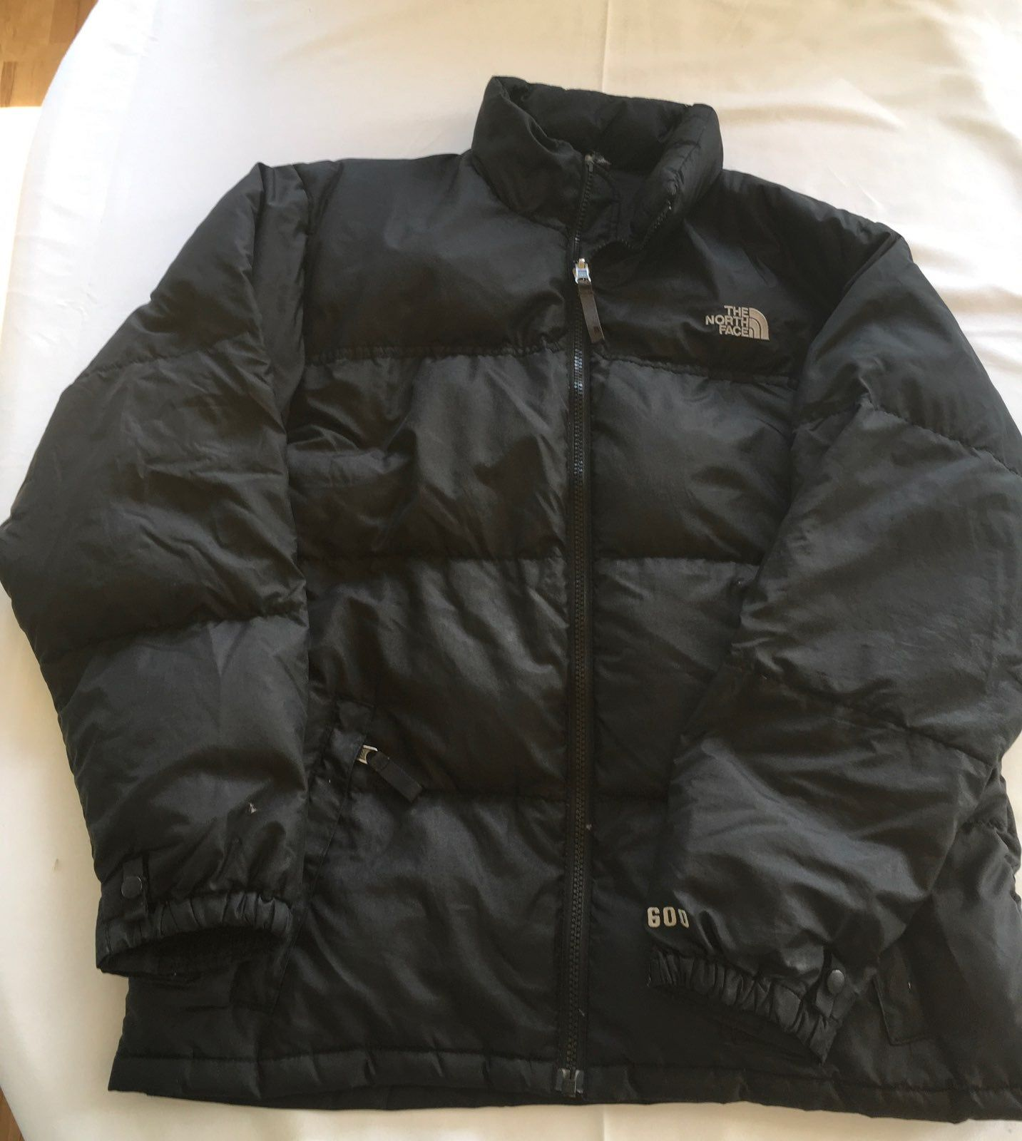 The North Face Puffer Jacket Xl Tg Black The North Face Puffer Jacket North Face Puffer Jacket Jackets [ 1600 x 1433 Pixel ]