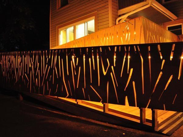 House + House | HGI patios | Pinterest | Wheelchair ramp, Arch and ...