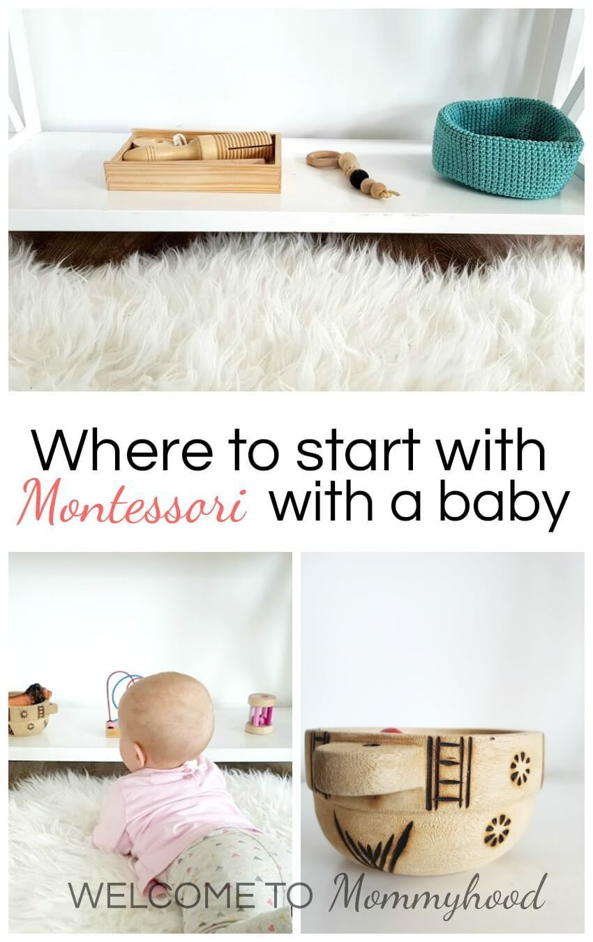 Montessori for Infants: Where to start with Montessori for your baby ...