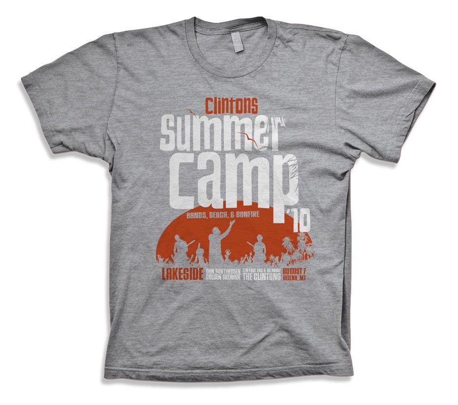 Summercamp Tee Summer Camp Ideas For Fc Pinterest