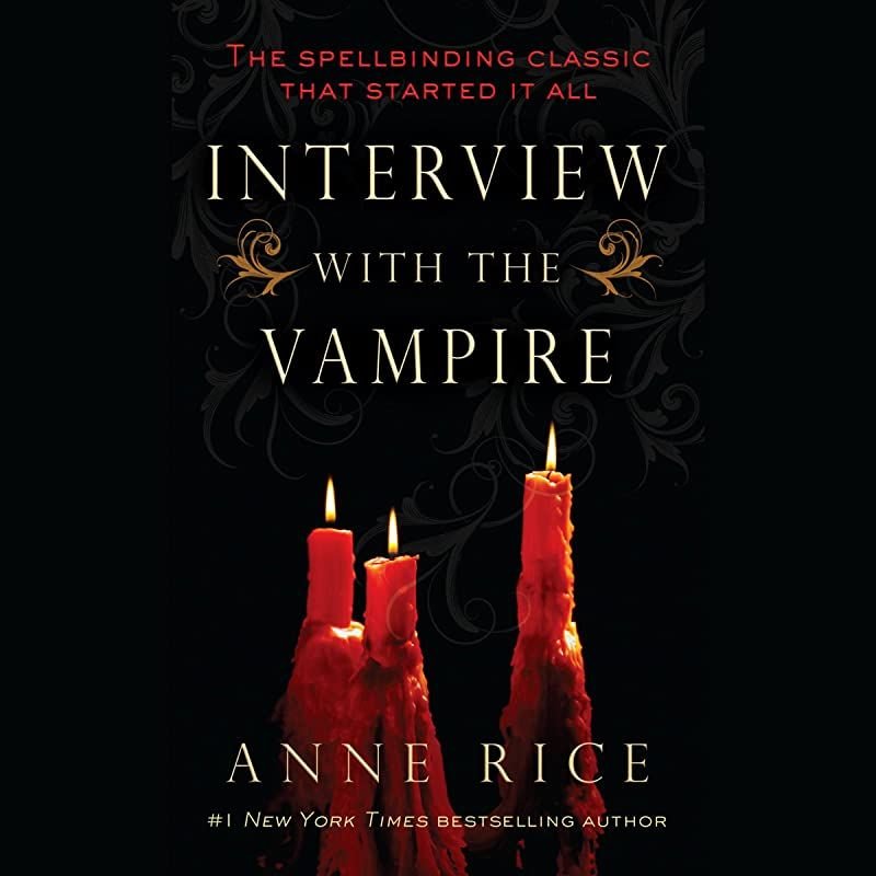 Pdf Interview With The Vampire By Anne Rice Simon Vance Et Al