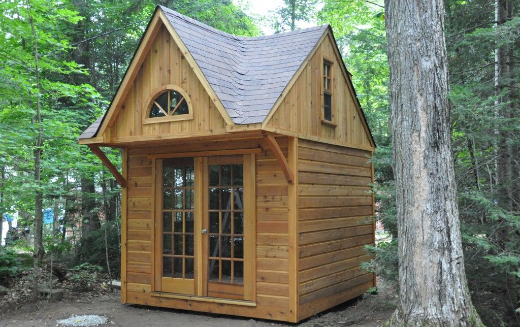 Our Very Popular Permit Free Cottage Bunkie Loft Upstairs