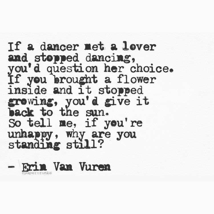 - Erin Van Vuren (@papercrumbs) op Instagram: 'Nobody is ever stuck. There is always a way out of the darkness. Always. I promise.…'