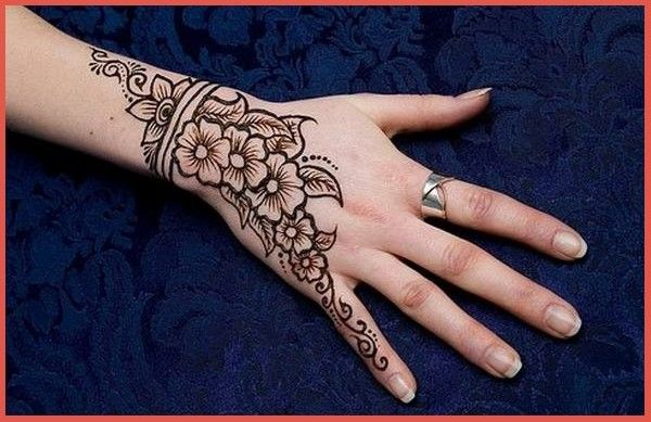 Simple Wrist Mehndi : Image result for simple henna designs beginners step by