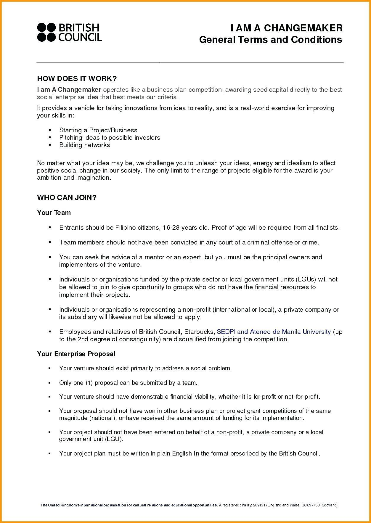 New Business Continuity Exercise Template Business Plan Template