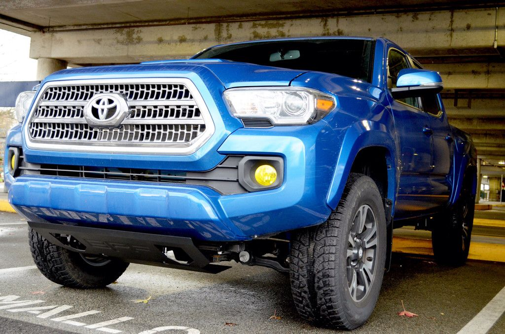 2016 Bpf Skid Plate For Toyota Tacoma