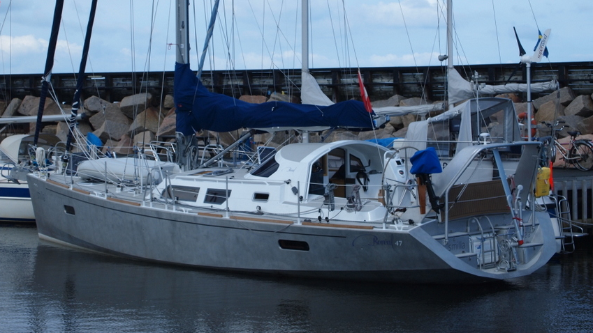 Boreal 44! Great thread on these aluminum centerboard    | Sailing