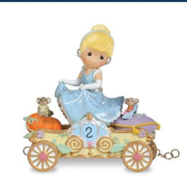 Disney birthdays for girls! A princess every year until she is 9! So cute! So getting this for Aubrey, kylah has the ones that go up to 18 + graduation those are cute too :)