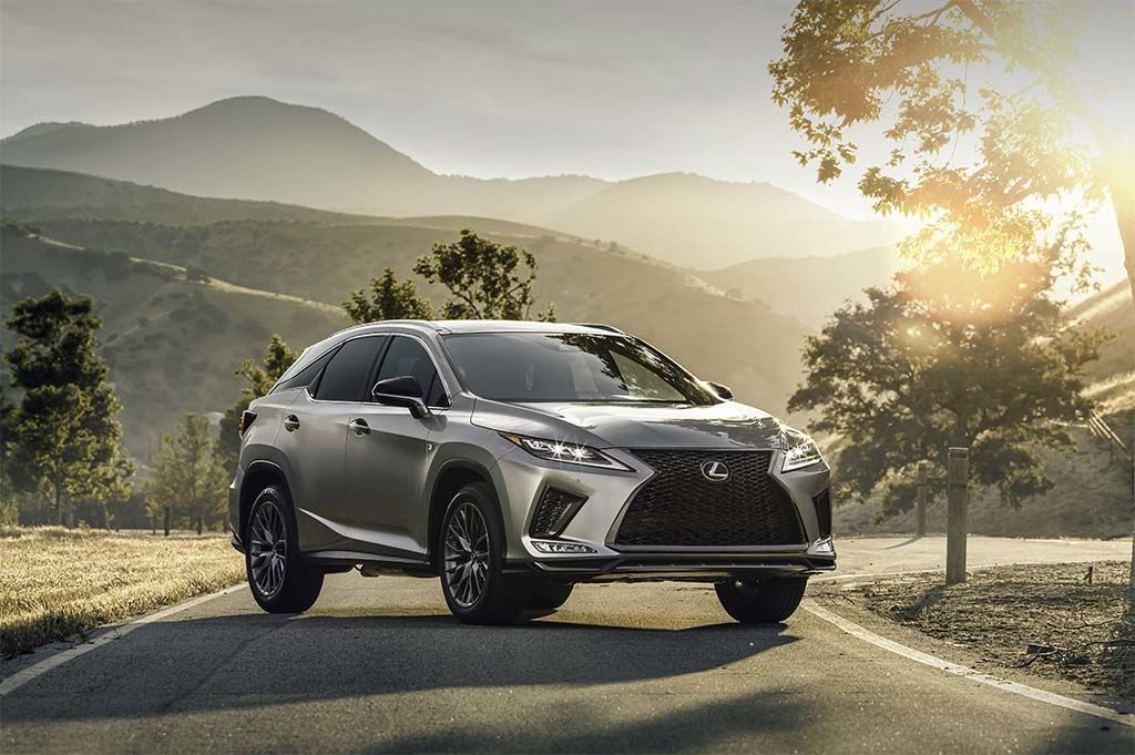 Lexus Has Much Riding On The Launch Of The 2020 Rx Crossover Lexus Rx 350 Lexus Suv Luxury Crossovers