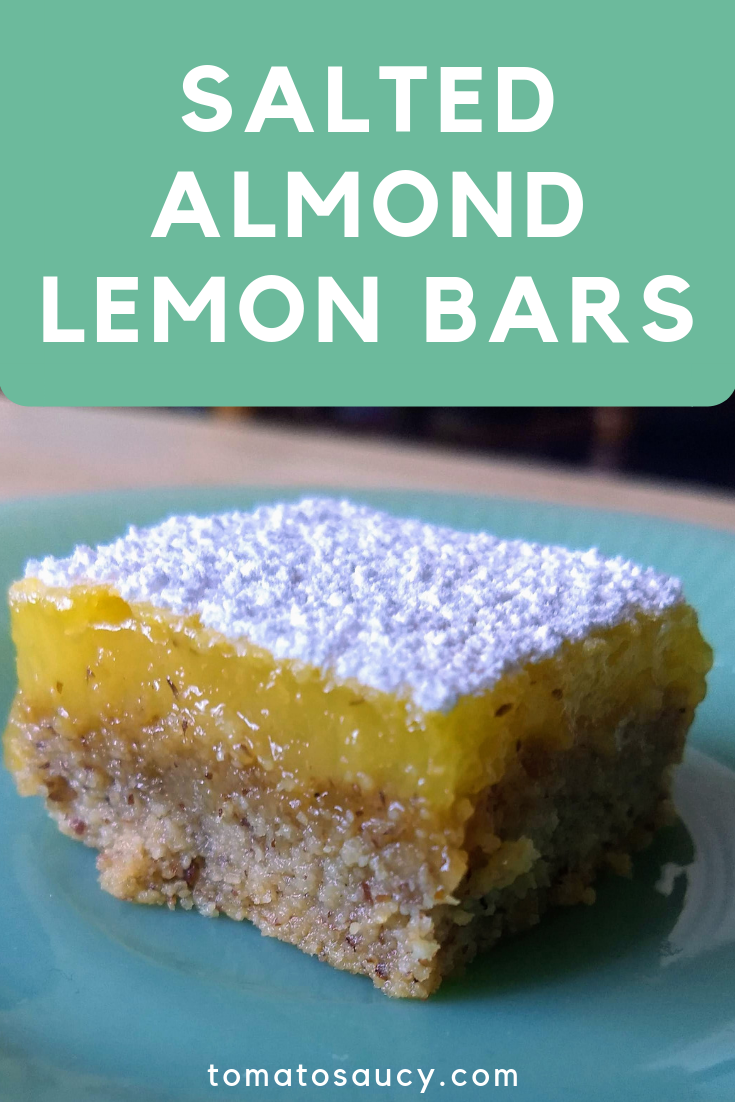 I Don T Need To Eat Gluten Free But These Lemon Bars Are So