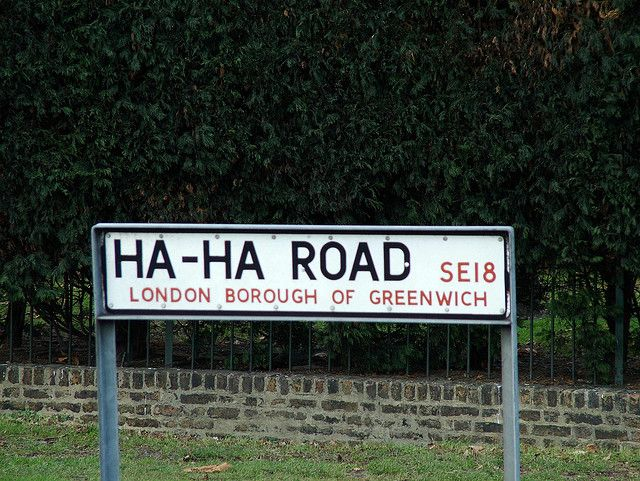 Nasty, strange and awesome London street names! Would you live there?