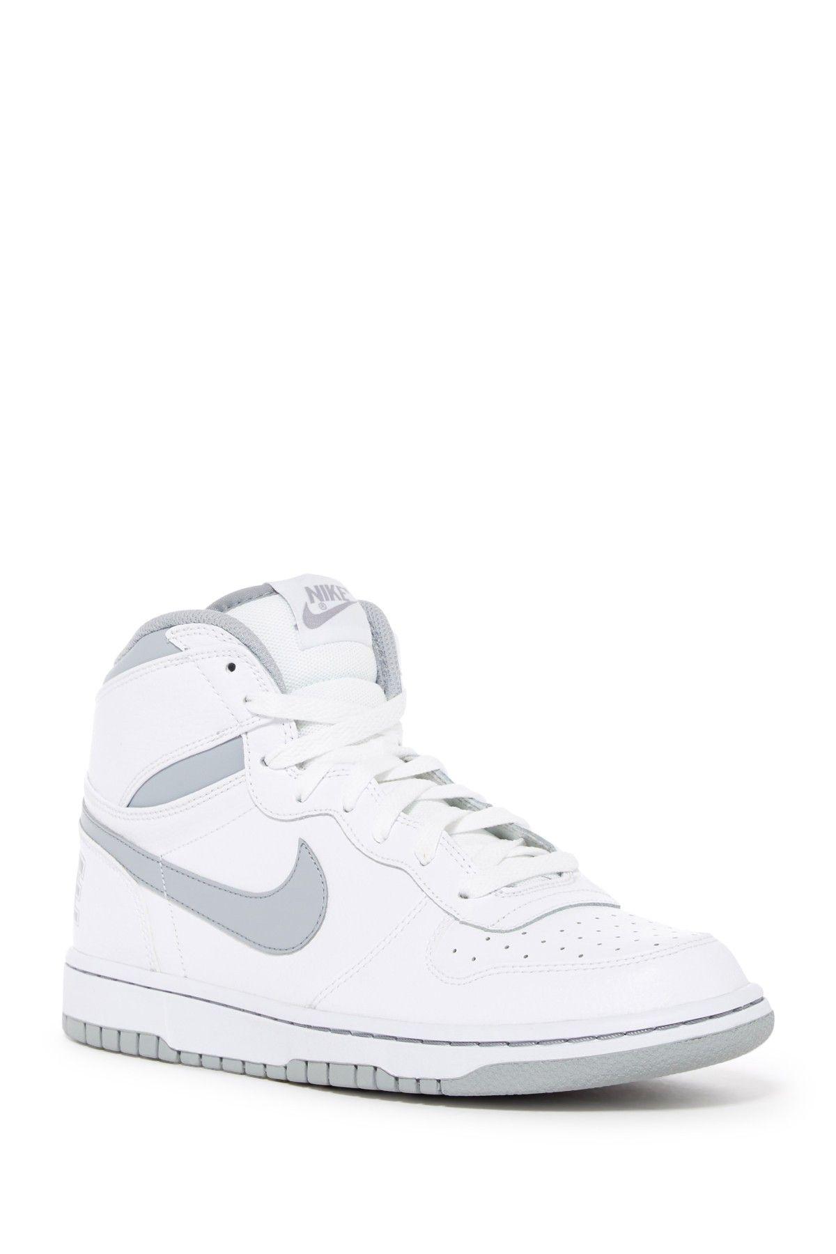 Nike | Big Nike High Top Sneaker | Products in 2019 | Nike