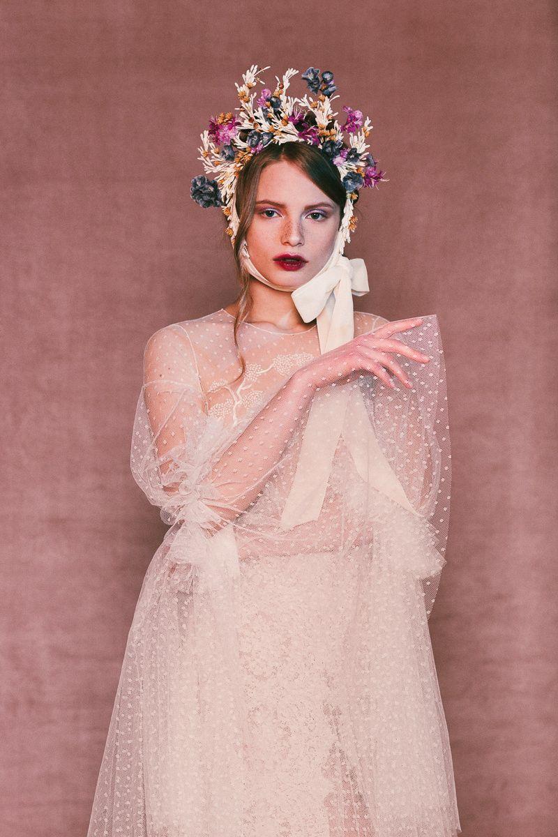 Plumeti   Moda   Pinterest   La corona, Para novios y Coronas