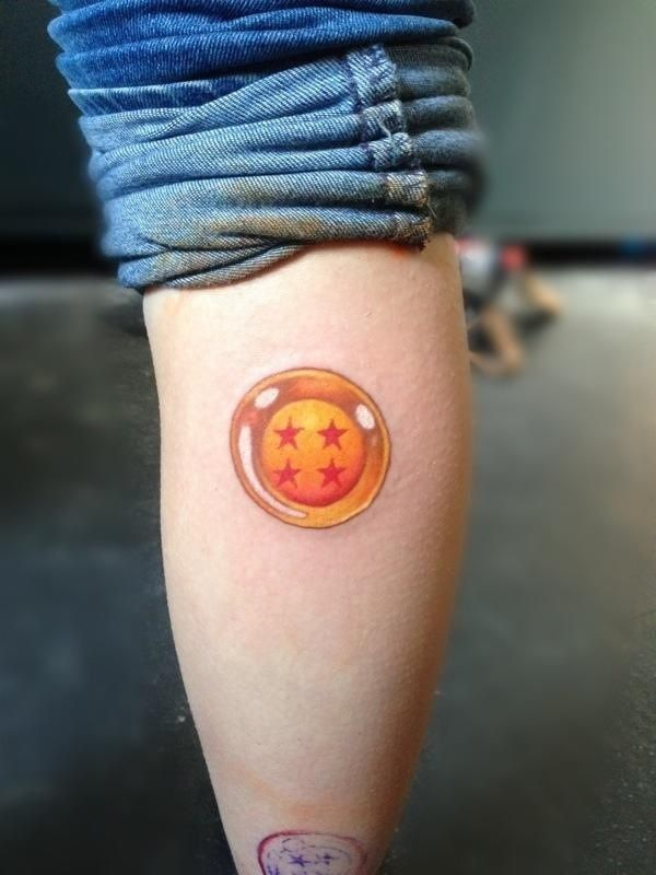 Dragon Ball Dragon Ball Tattoo Dragon Tattoo For Women Z Tattoo