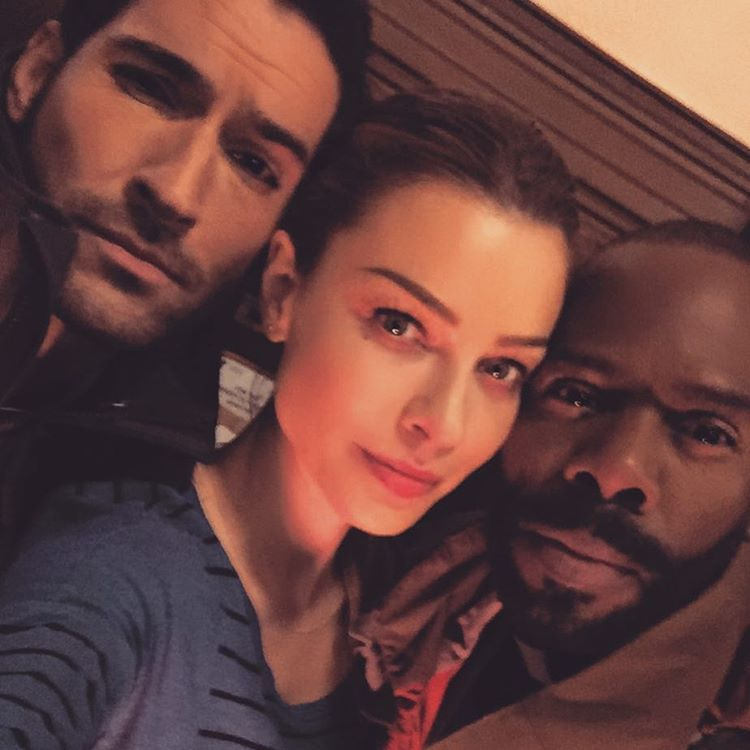 Lucifer Netflix Cast: ♥♥♥Lucifer♥♥♥