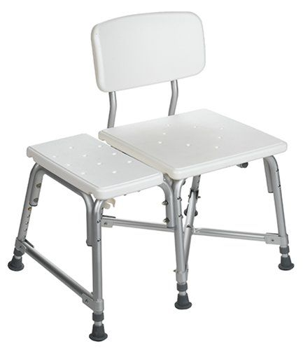 Medline Bariatric Heavy Duty Medical Transfer Bench With Adjustable Height And 6 Heavy Duty Supporting Legs For Extra Stability M Transfer Bench Bench Home