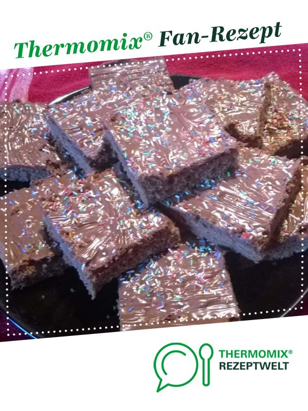 Schokoladen Gewurzkuchen Vom Blech Rezept Gewurzkuchen Thermomix Kuchen Thermomix Backen