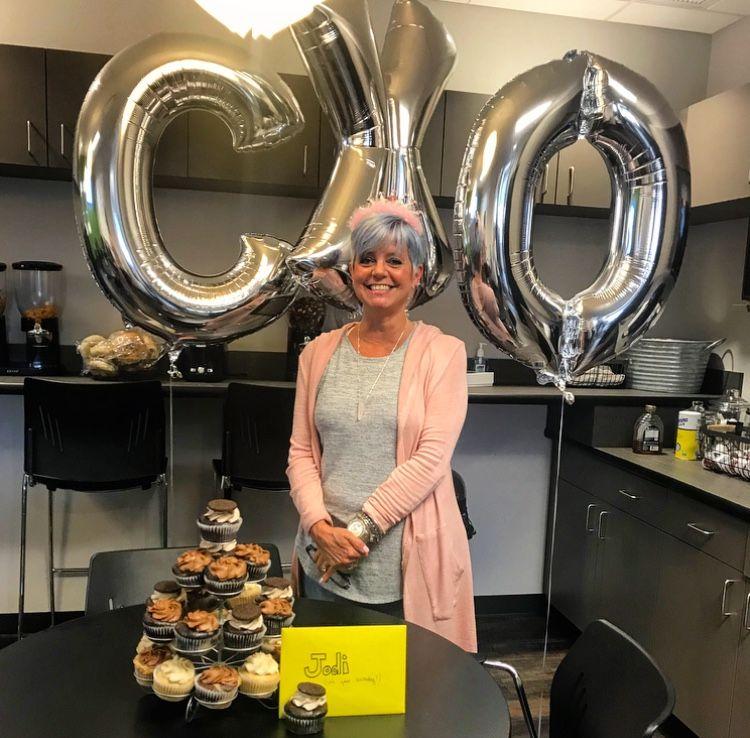 Happy (belated) Birthday To Our CXO, Jodi Copley-Jenkins