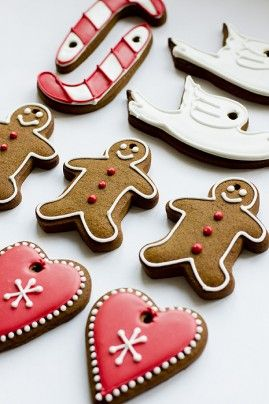 christmas biscuits 2012 | GingerBread Ideas | Pinterest ...