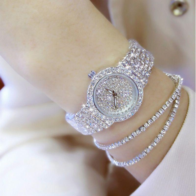 Encontrar Mas Relojes De Mujer Informacion Acerca De Relojes De Mujer De Lujo Famoso Diamante Marca Elegante Ve Joyas De Moda Relojes Elegantes Joyeria De Moda