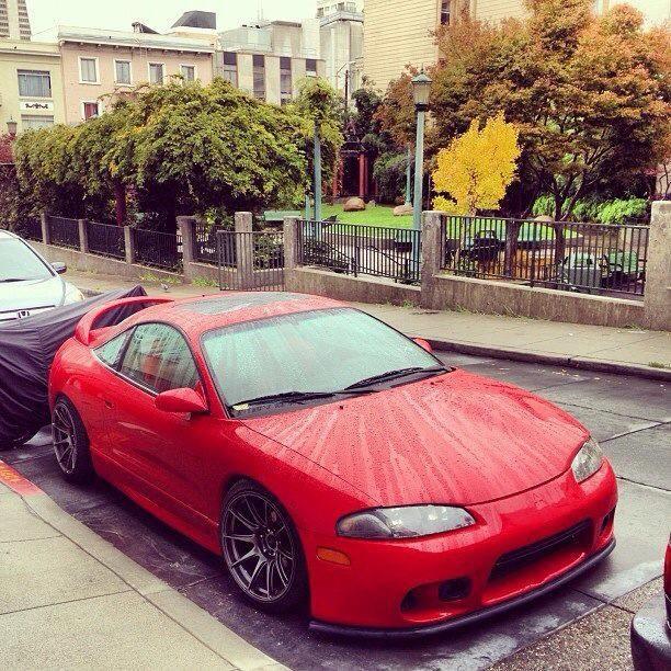 Mitsubishi Eclipse, Mitsubishi Eclipse Gsx