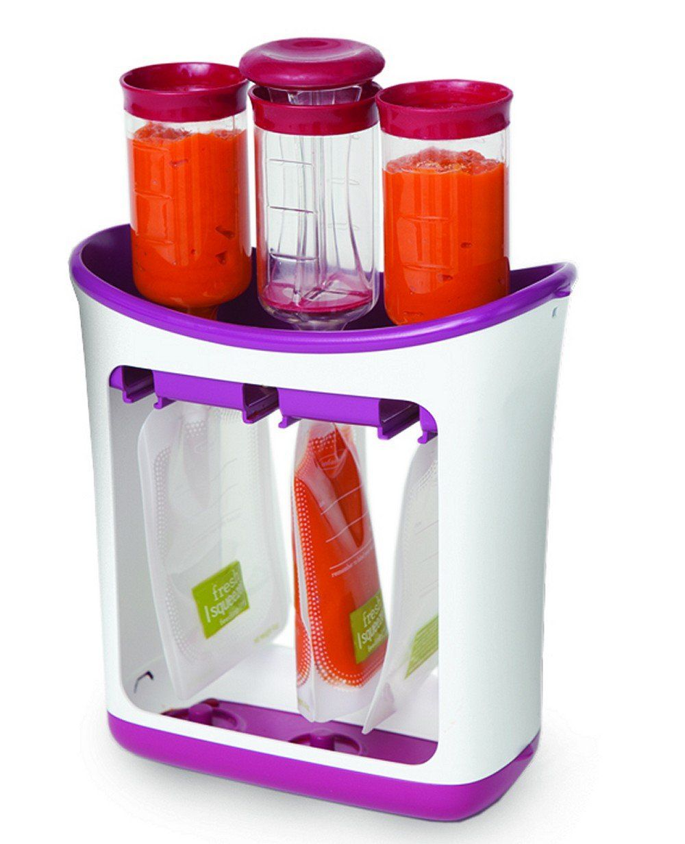 Infantino Fresh Squeezed, Squeeze Station, White: Amazon.ca: Baby