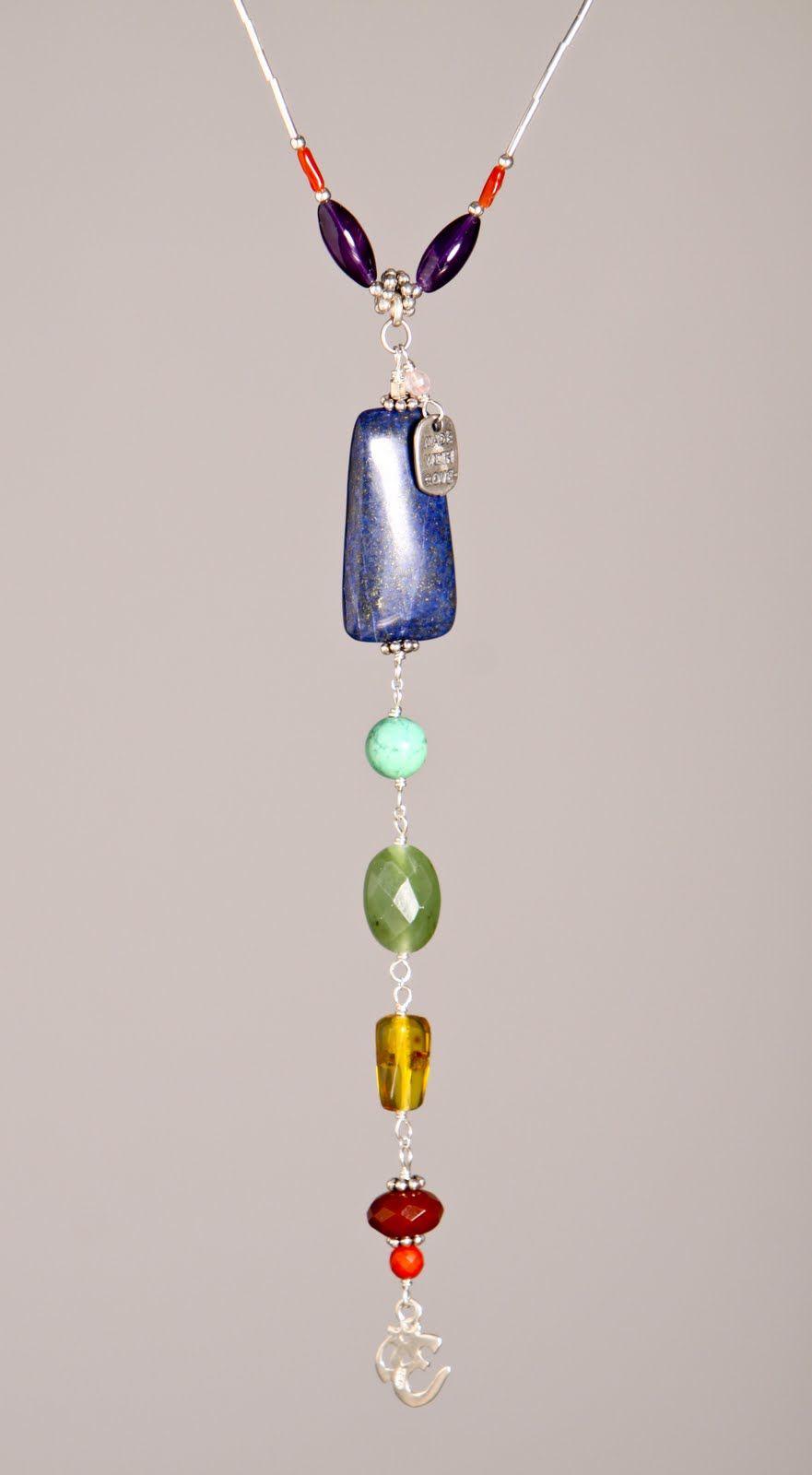 Araceli Silva Jewelry Shop: Chakras perfect for Fernanda