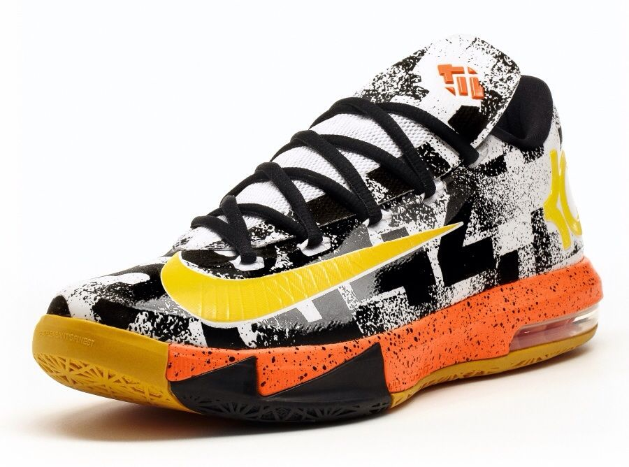 To celebrate Kevin Durant\u0027s NBA MVP honor, Nike has unveiled the MVP option  on the Nike KD 6 iD. Rather than create one version of the shoe, ...