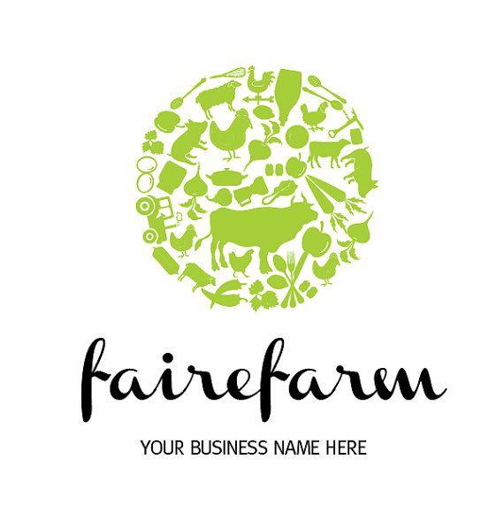 Custom Logo Design For A Farm Shop Organic Produce By Brandyourbiz 10000